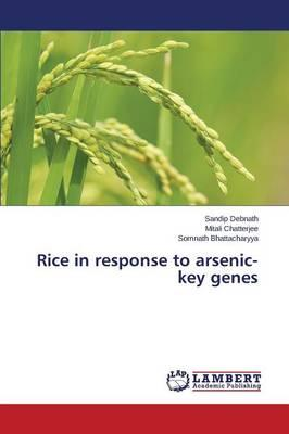 Rice in response to arsenic-key genes