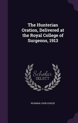 The Hunterian Oratio...