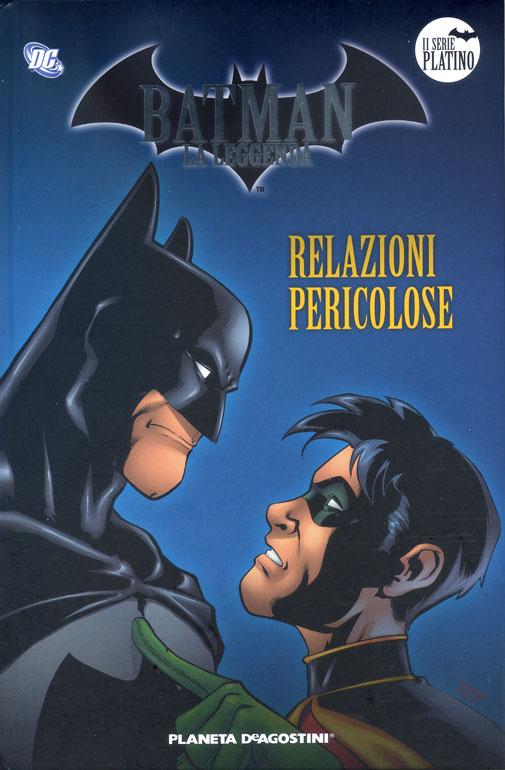 Batman la Leggenda n. 18