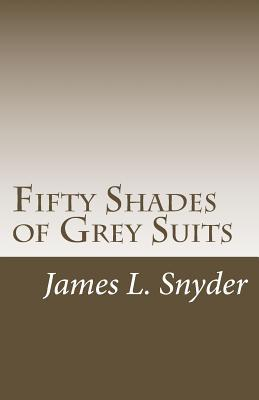 Fifty Shades of Grey Suits