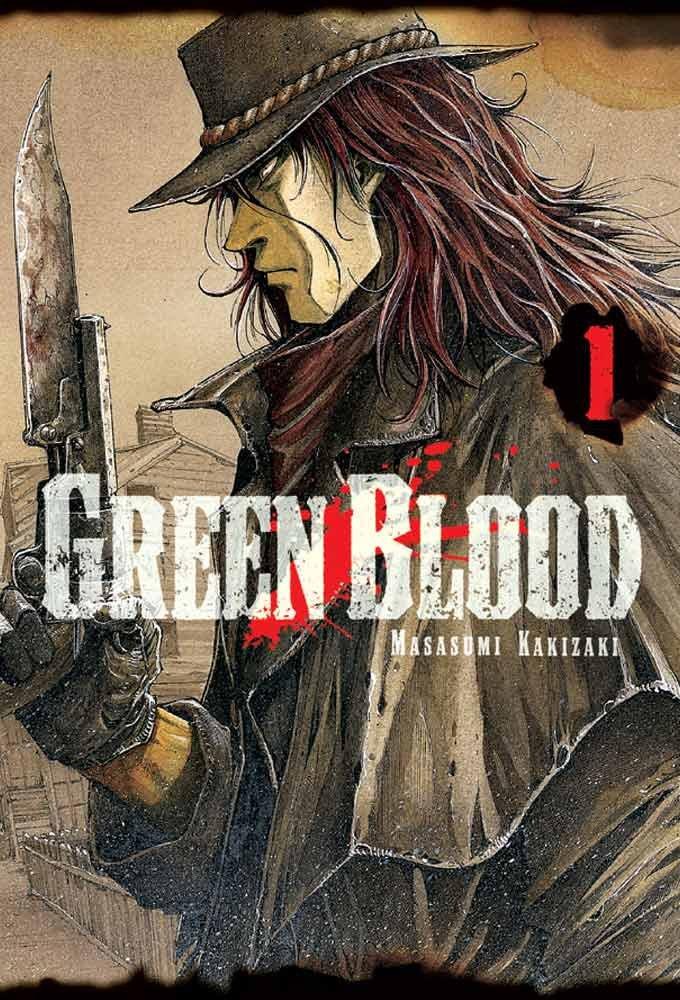 Green Blood #1(de 5)