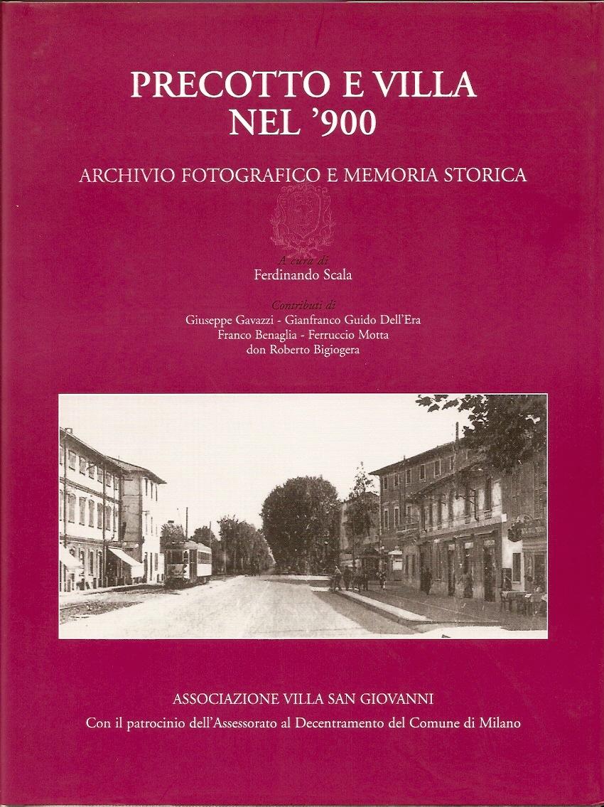Precotto e Villa ai primi del '900
