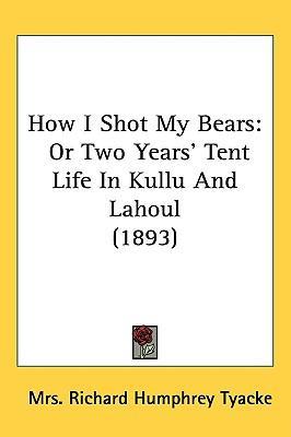 How I Shot My Bears