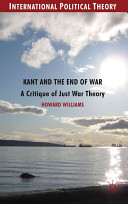 Kant and the End of ...