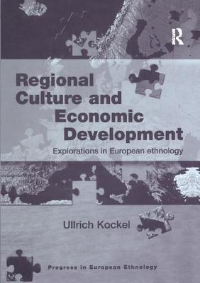 Regional Culture and Economic Development