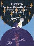 Erte's Seven Deadly Sins and Other Great Graphics in Full Color