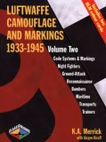 Luftwaffe Camouflage and Markings, 1933-1945, Vol. 2