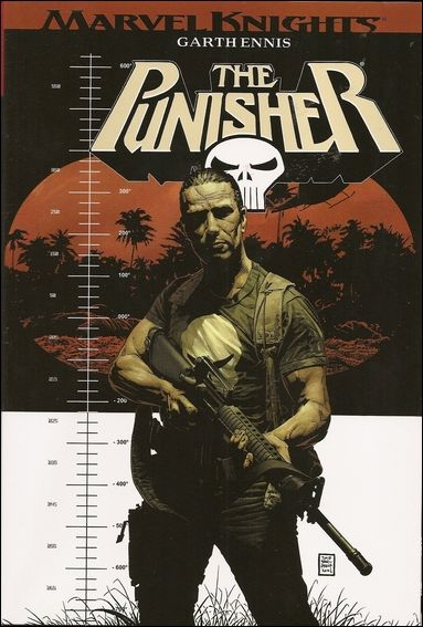 Punisher By Garth En...