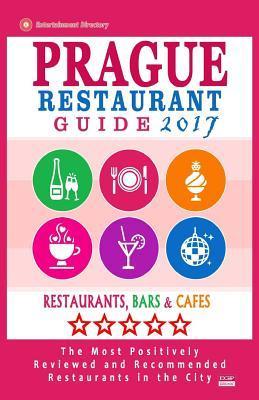 Prague Restaurant Guide 2017