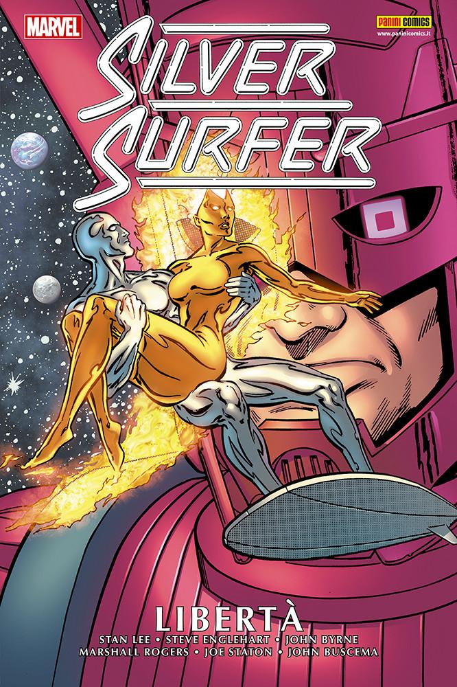 Silver Surfer – Libertà