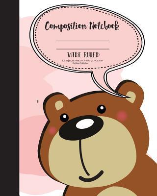 Animal Composition Book