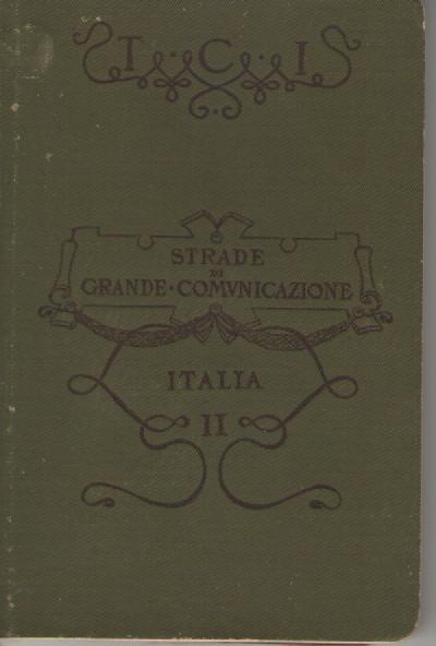 Strade di grande comunicazione dell'Italia