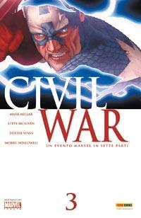 Civil War n. 3 (di 7...