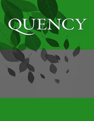 Quency Personalized Journal