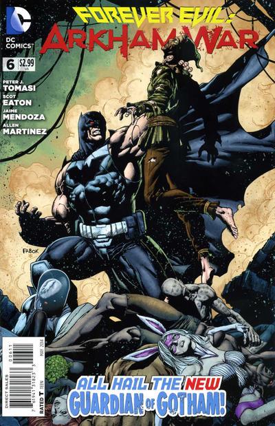 Forever Evil: Arkham War Vol.1 #6