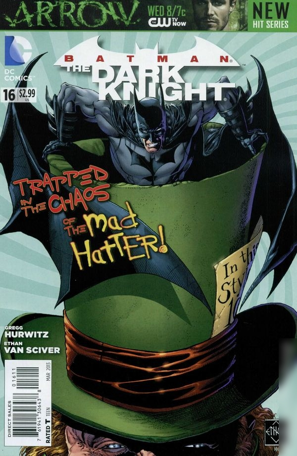 Batman: The Dark Kni...