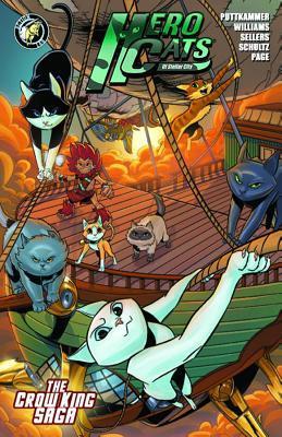 Hero Cats of Stellar City