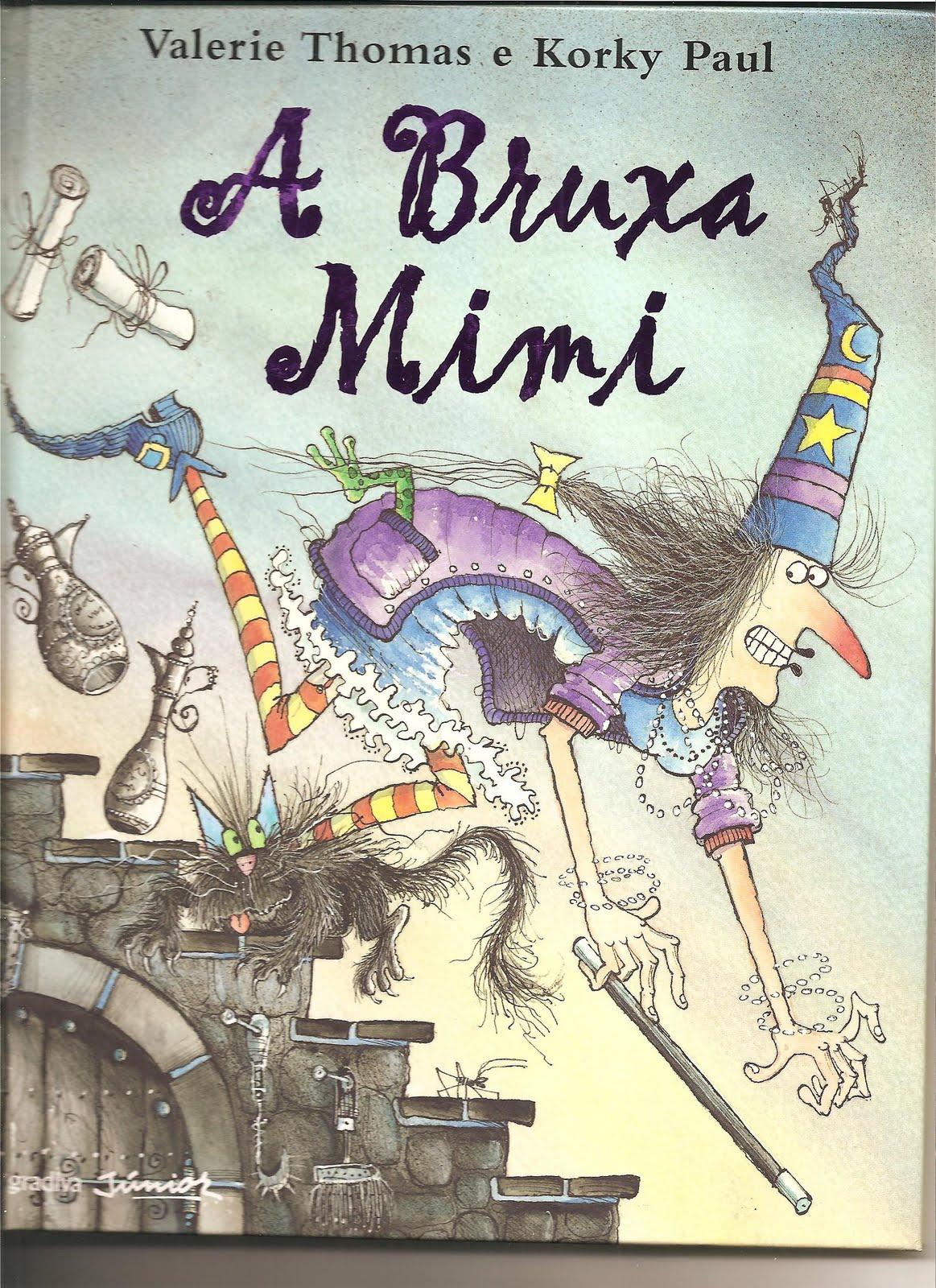 A bruxa Mimi