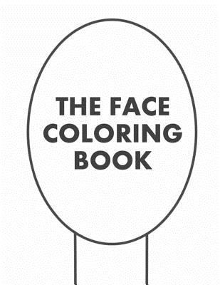 Face Coloring Book