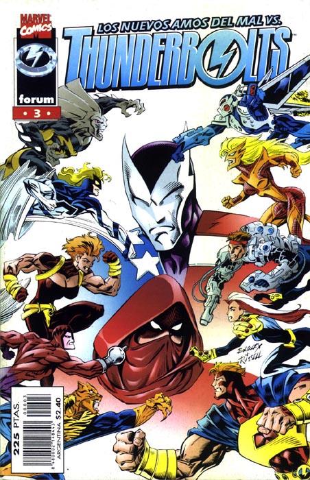 Thunderbolts Vol.1 #3 (de 40)