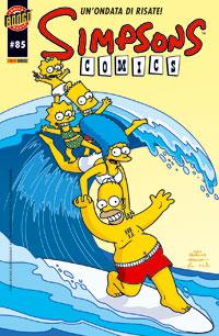 Simpsons Comics n. 8...