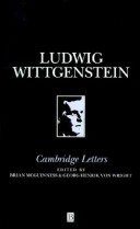 Ludwig Wittgenstein, Cambridge Letters