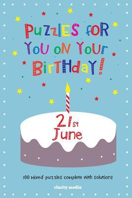 Puzzles for You on Your Birthday - 21st June