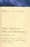 Great Philosophers Volume 4