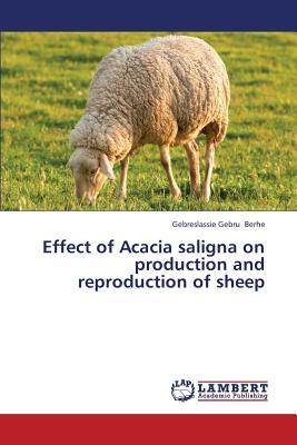 Effect of Acacia saligna on production and reproduction of sheep