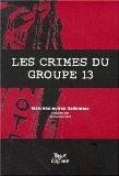 Les Crimes du groupe 13