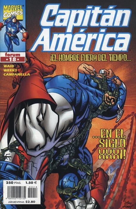 Capitán América Vol.4 #18 (de 27)