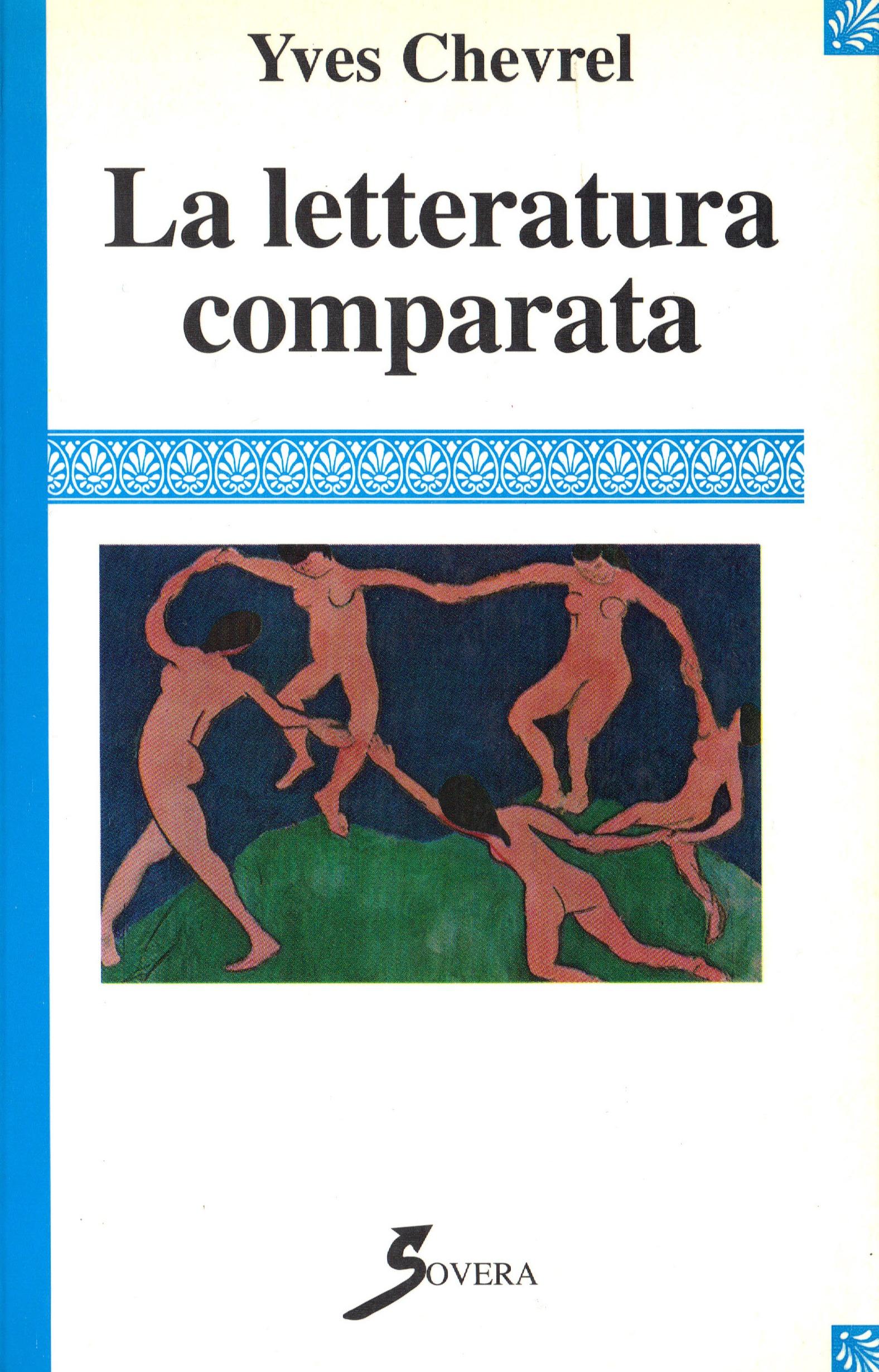 La letteratura comparata