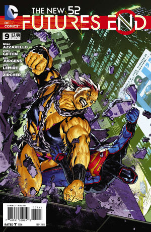 The New 52: Futures End Vol.1 #9