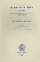 Studia Patristica, Vol. 21