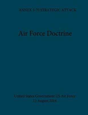 Air Force Doctrine Annex 3-70 Strategic Attack 13 August 2014