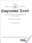 Congressional Record (Bound Volumes)