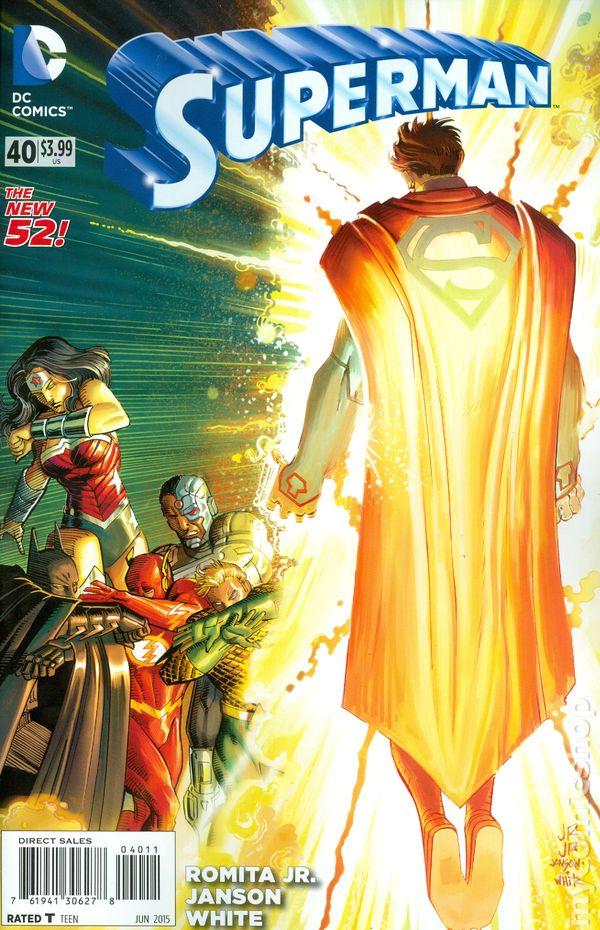 Superman Vol.3 #40
