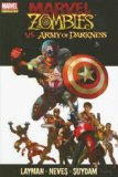 Marvel Zombies/Army Of Darkness HC Captain America Cover