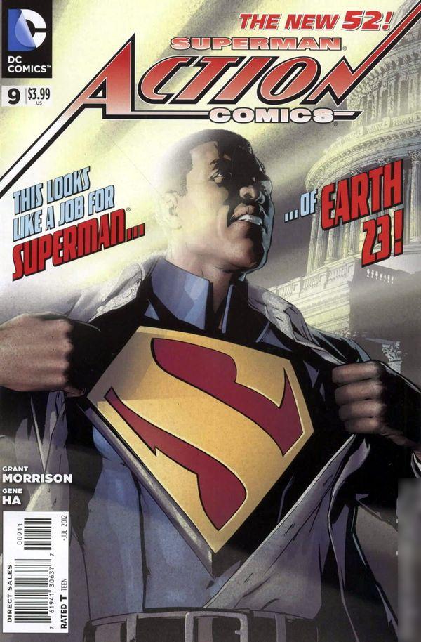 Action Comics Vol.2 ...