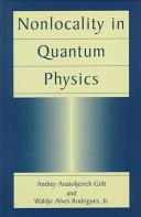 Nonlocality in Quantum Physics