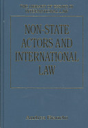 Non-state actors and...