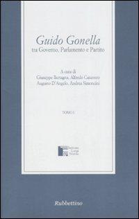 Guido Gonella tra Governo, Parlamento e partito