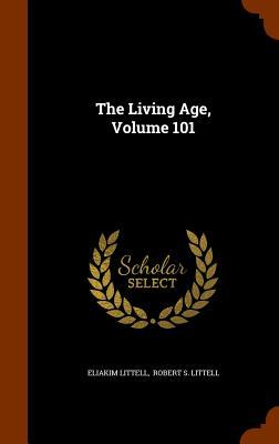 The Living Age, Volu...