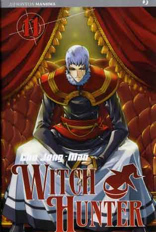 Witch Hunter vol. 11