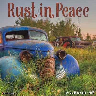Rust in Peace 2017 Calendar