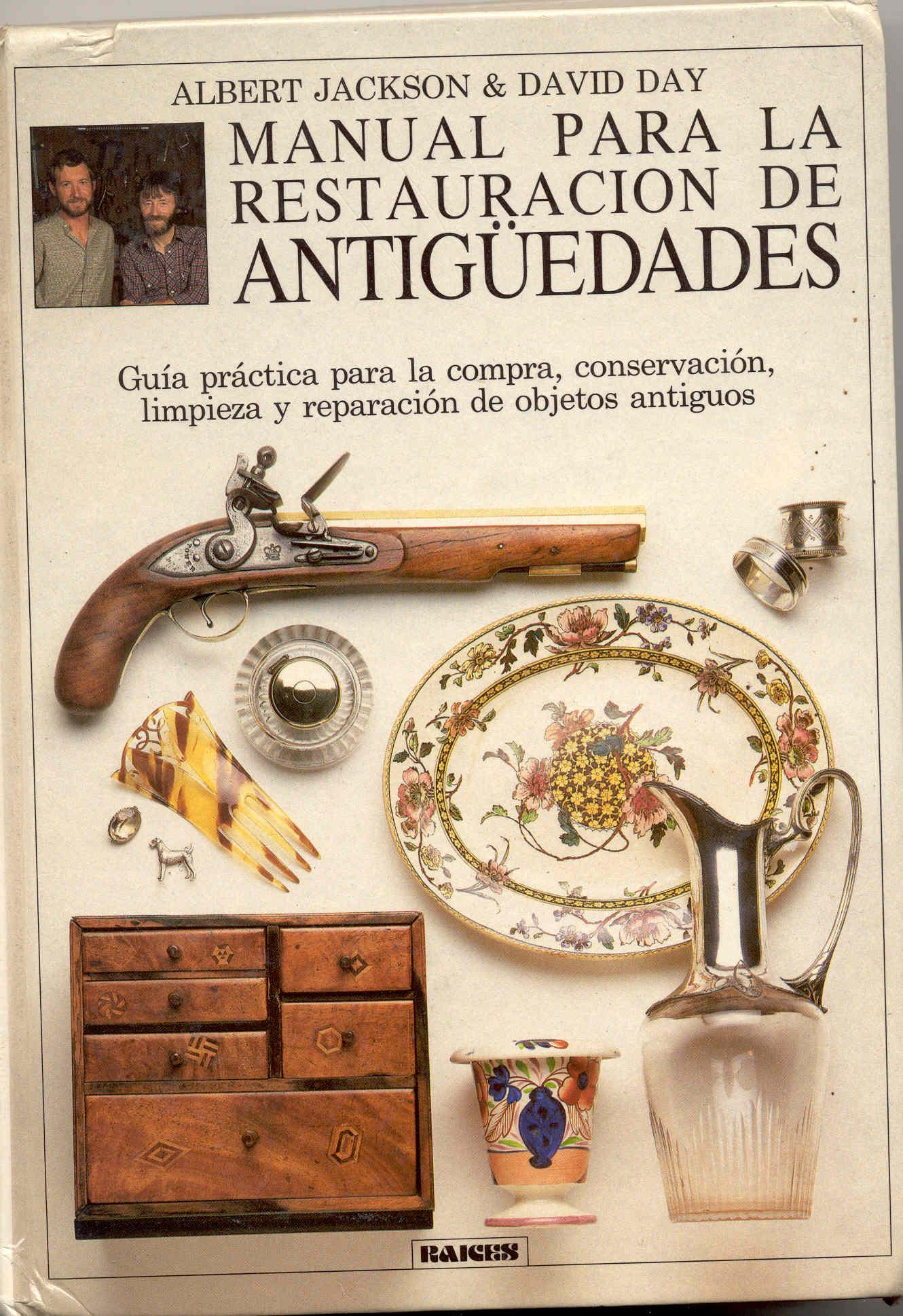 Manual para la restauración de antiguedades