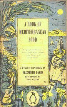A Book of Mediterranean Food
