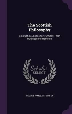 The Scottish Philosophy