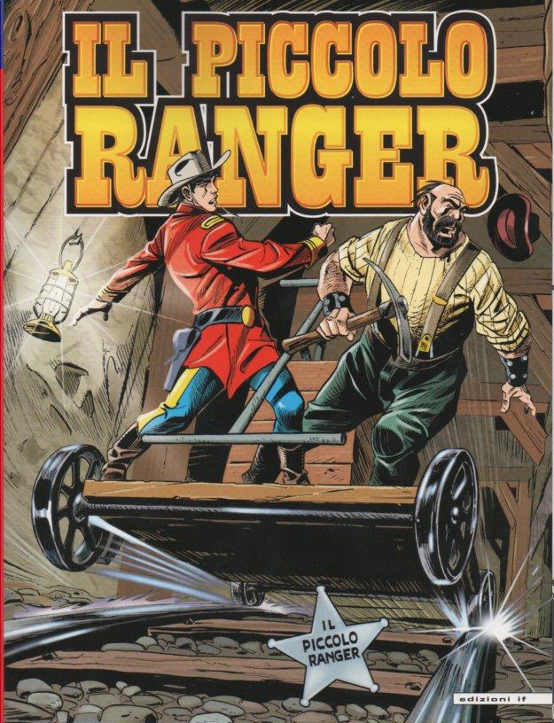 Il piccolo ranger (ristampa IF) n. 26