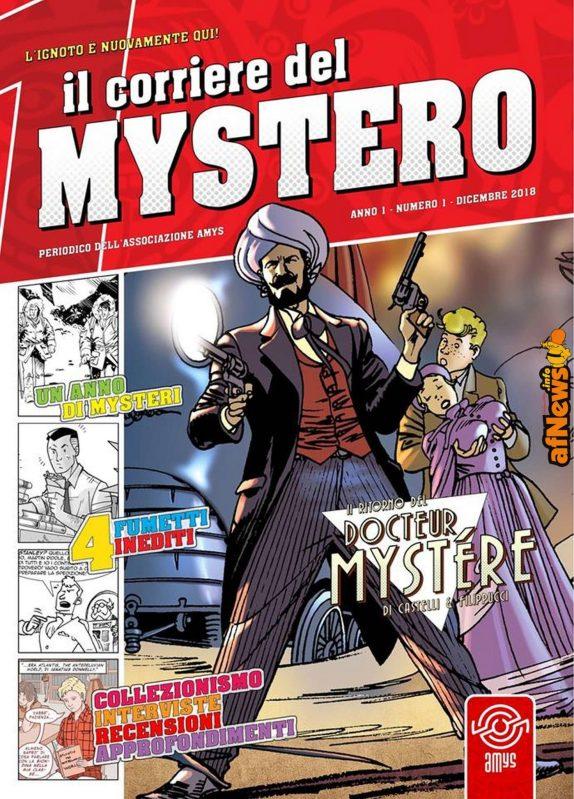 Il Corriere del Mystero 2018 - Anno 1 n. 1